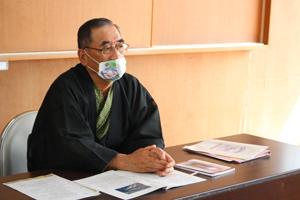坪井利一郎先生
