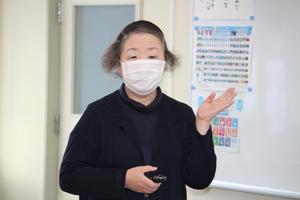 土井美智子先生